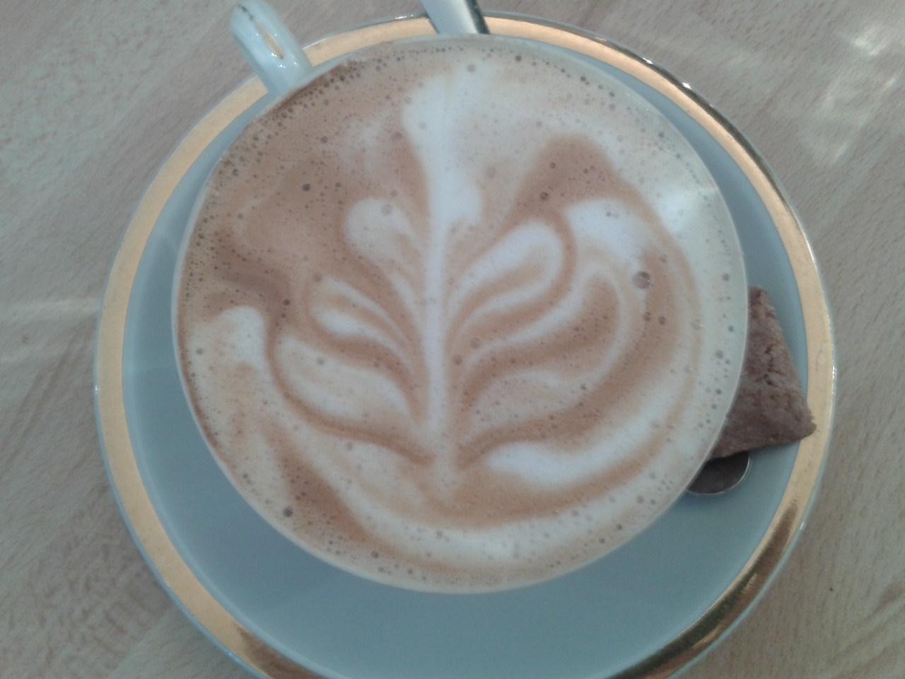 schönes kaffee in der nähe